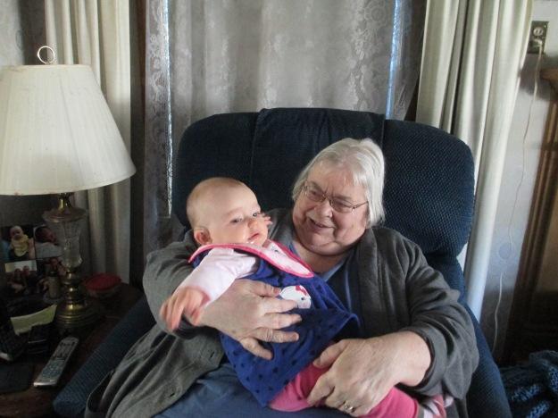 Grandma Isham